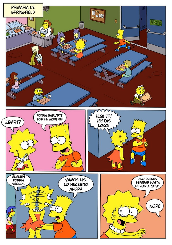 Simpsons Comix Busted 02