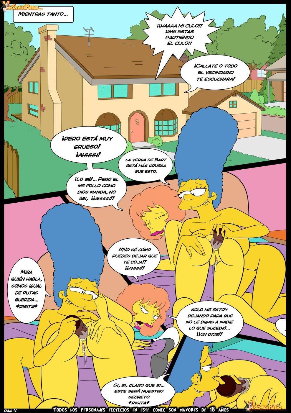 Edna Desnuda en Viejas Costumbres 5